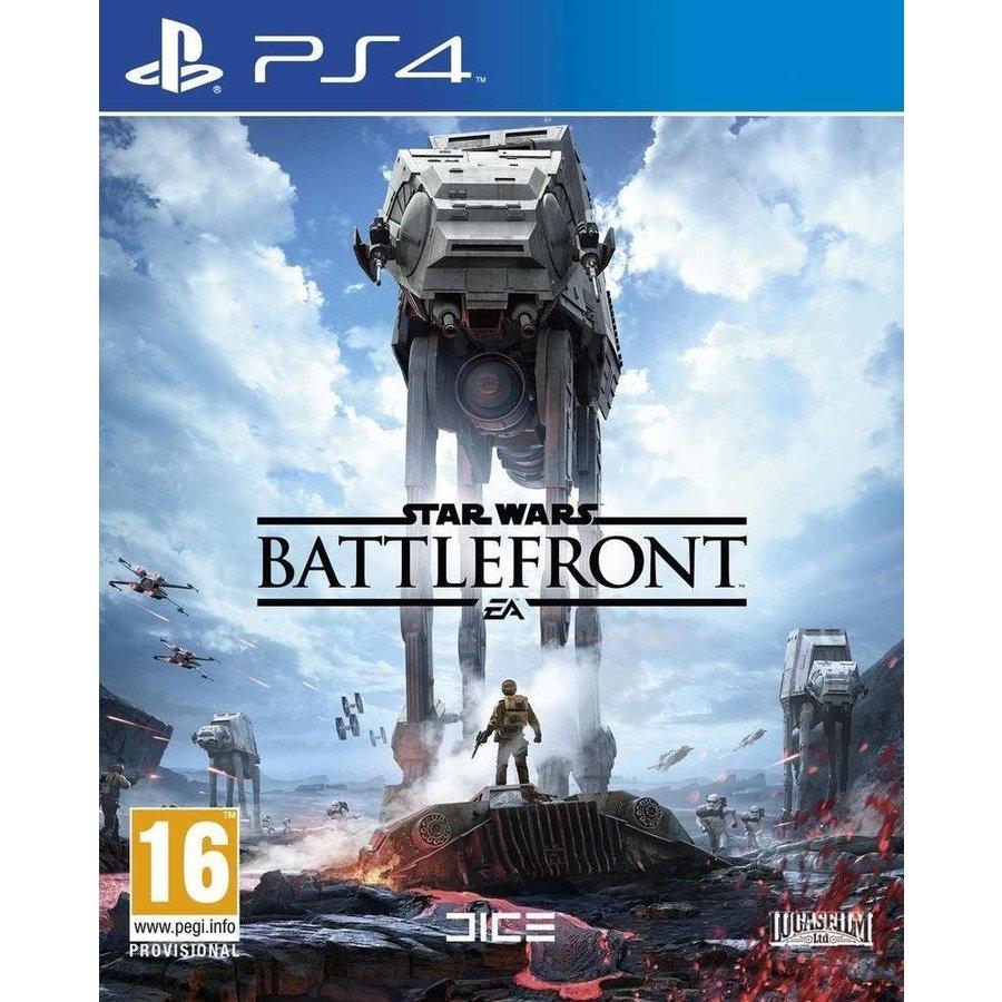 Star Wars Battlefront - Playstation 4