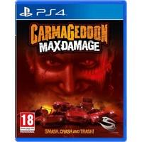 Carmageddon: Max Damage - Playstation 4