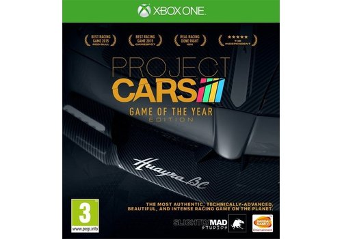 Project Cars: Game of the Year Edition - Xbox One