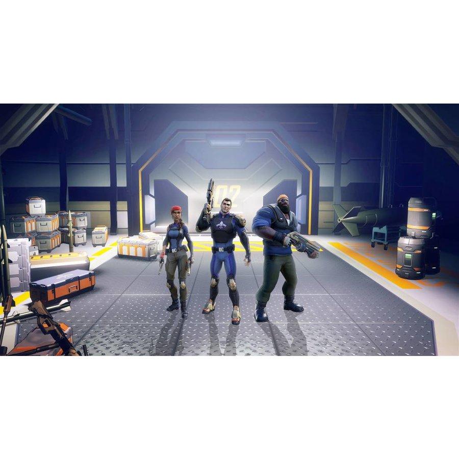 Agents of Mayhem- Playstation 4