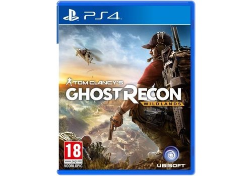 Ghost Recon: Wildlands - Playstation 4 - PS4