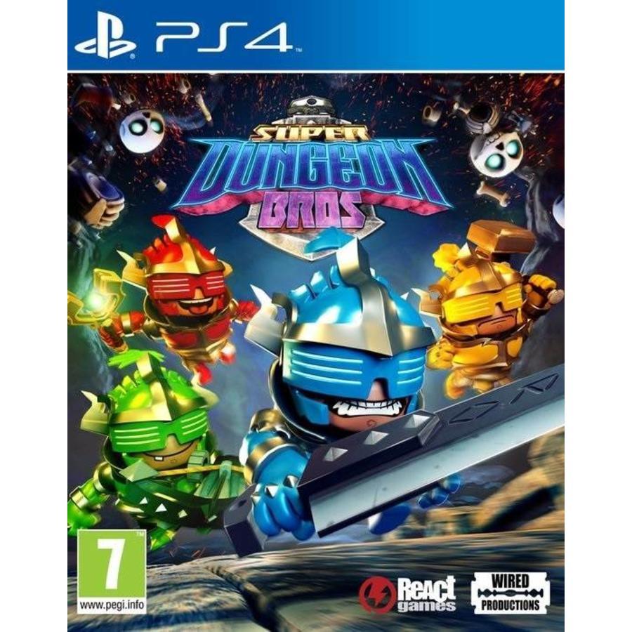 Super Dungeon Bros - Playstation 4