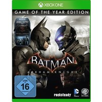 Batman: Arkham Knight Game of the Year Edition - Xbox One