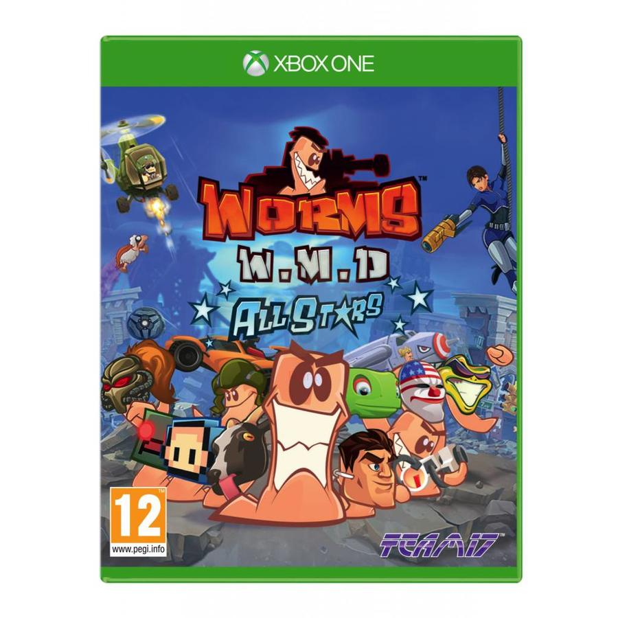 Worms: Weapons of Mass Destruction - All Stars Edition - Xbox One