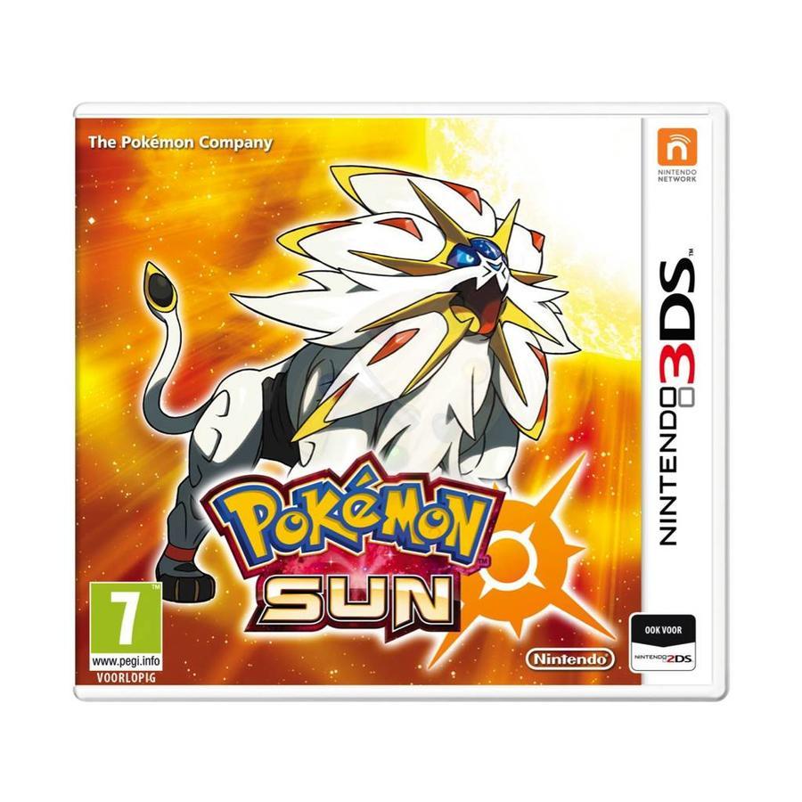 Pokemon Sun - Nintendo 3DS