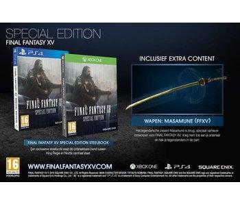 Final Fantasy XV Special Edition - Playstation 4