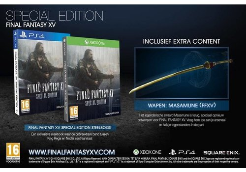 Final Fantasy XV Special Edition - Playstation 4