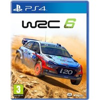 WRC: FIA World Rally Championship 6 - Playstation 4