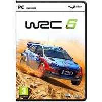 WRC: FIA World Rally Championship 6 - PC