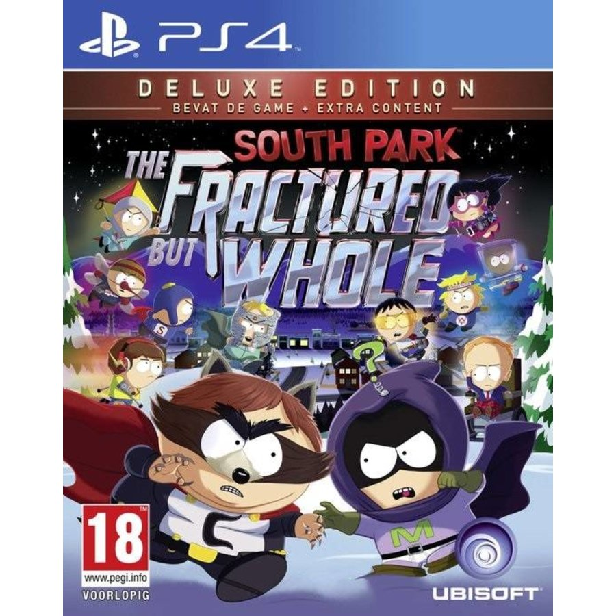 South Park: The Fractured But Whole Deluxe Edition - Playstation 4