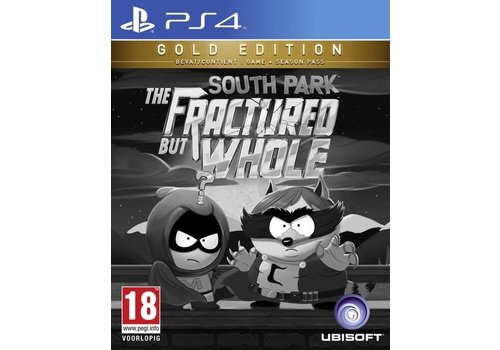 South Park: The Fractured But Whole Gold Edition -Playstation 4