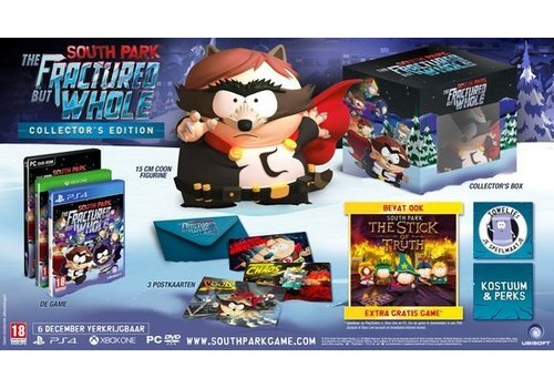 South Park: Fractured But Whole Collector's Edition - Playstation 4