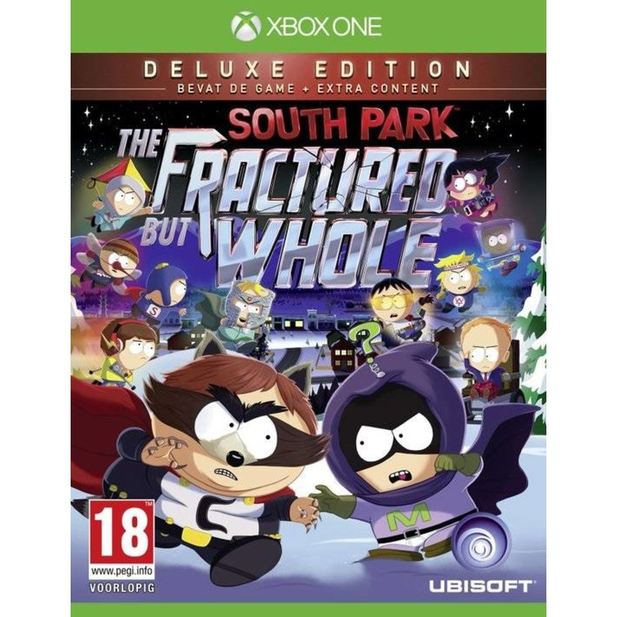 South Park: The Fractured But Whole Deluxe Edition - Xbox One
