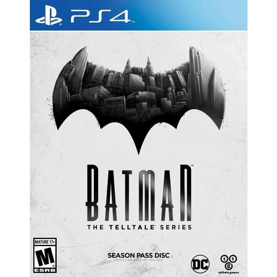 Batman: The Telltale Series - Playstation 4