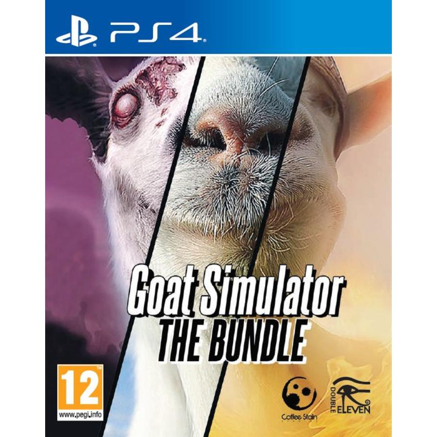 Goat Simulator: The Bundle - Playstation 4