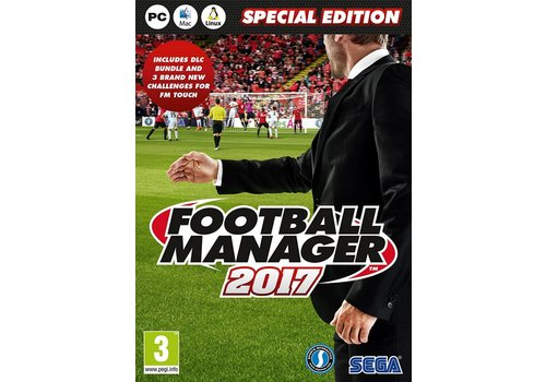 Football Manager 2017 Special Edition - PC
