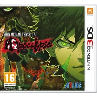 Shin Megami Tensei 4 - Apocalypse - Nintendo 3DS