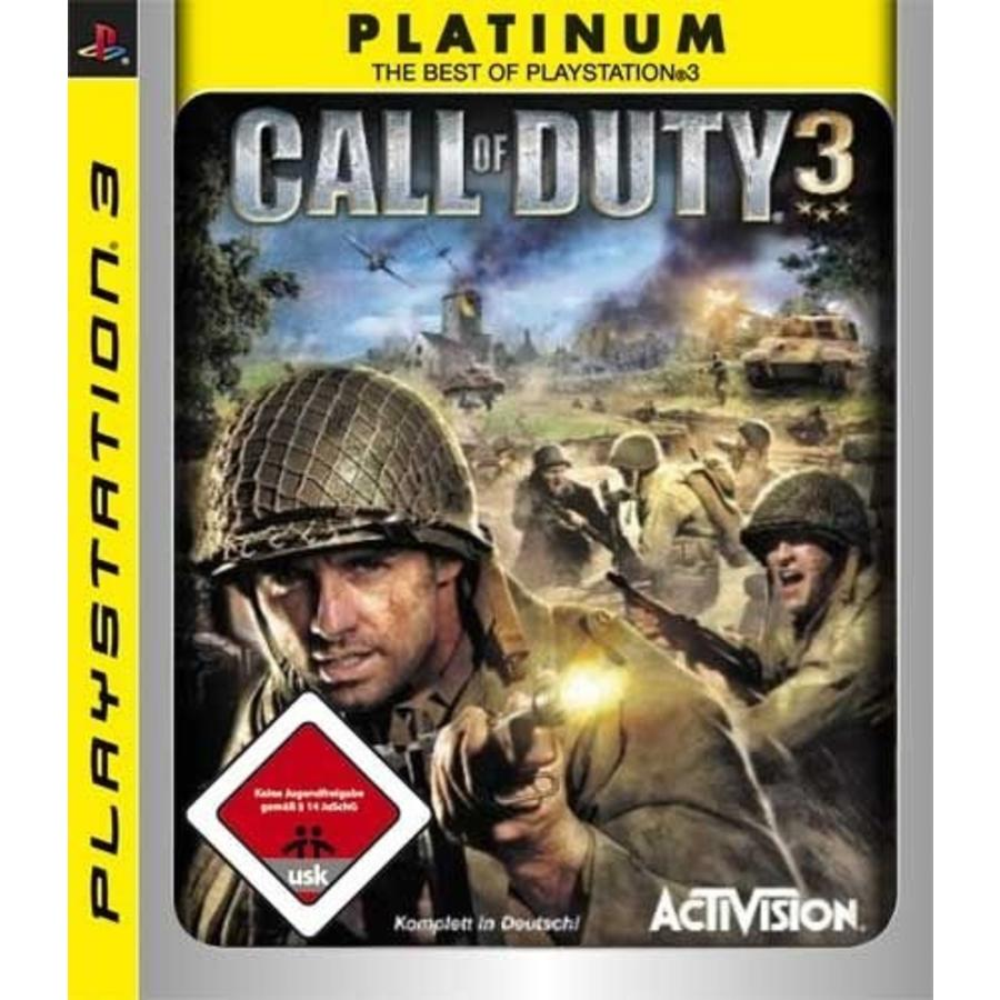 Call of Duty 3 - Playstation 3