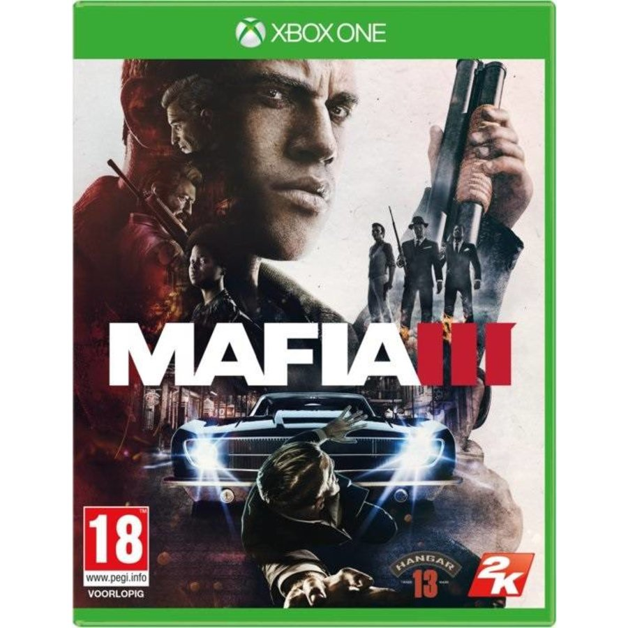 Mafia 3 + DLC - Xbox One