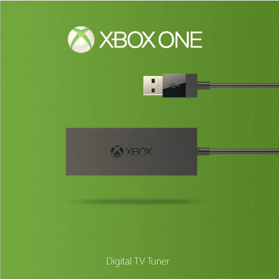 Xbox One Digitale TV Tuner
