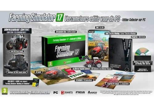 Farming Simulator 17 Collectors Edition - PC