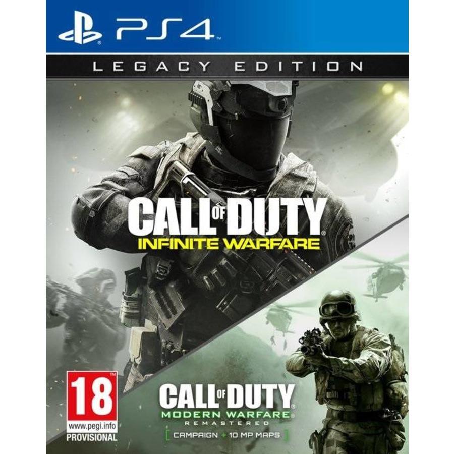 Call of Duty: Infinite Warfare - Legacy Edition + DLC - Playstation 4