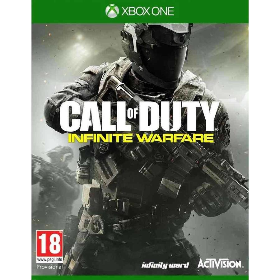 Call of Duty: Infinite Warfare + DLC - Xbox One