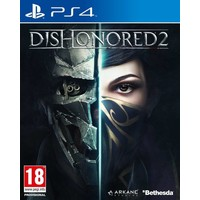 Dishonored 2 + DLC - Playstation 4