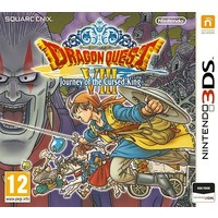 Dragon Quest (8) VIII: Journey of the Cursed King - Nintendo 3DS