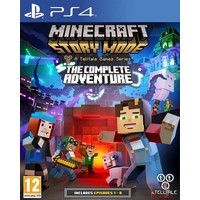 Minecraft: Story Mode - The Complete Adventure - Playstation 4