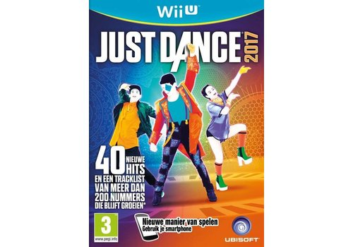 Just Dance 2017 - Nintendo WiiU