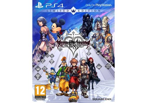 Kingdom Hearts 2.8 Final Chapter Limited Edition - Playstation 4