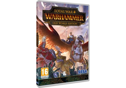 Total War: Warhammer Old World Edition - PC