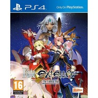 Fate Extella: The Umbral Star - Playstation 4