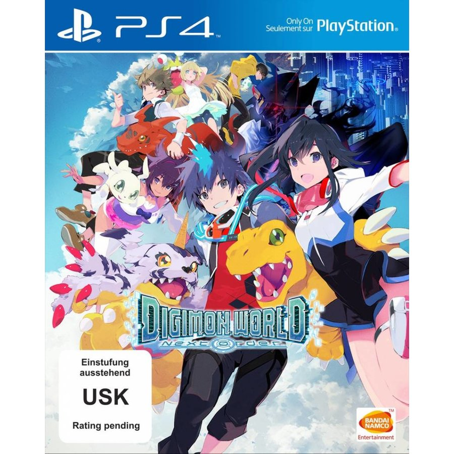 Digimon World: Next Order - Playstation 4