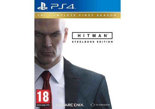 Hitman Complete 1st Season Steelbook Edition - Playstation 4