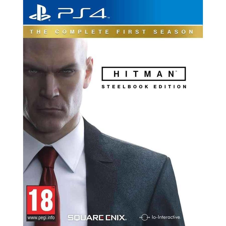 Hitman Complete 1st Season Steelbook Edition - Playstation 4