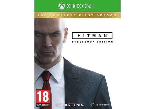 Hitman Complete 1st Season Steelbook Edition - Xbox One