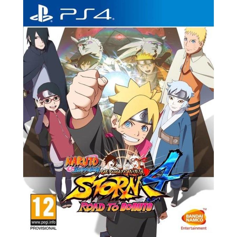 Naruto Shippuden: Ultimate Ninja Storm 4: Road to Boruto - Playstation 4