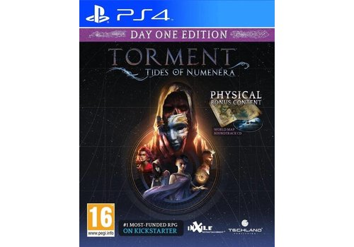 Torment: Tides of Numenera (Day One Edition) - Playstation 4