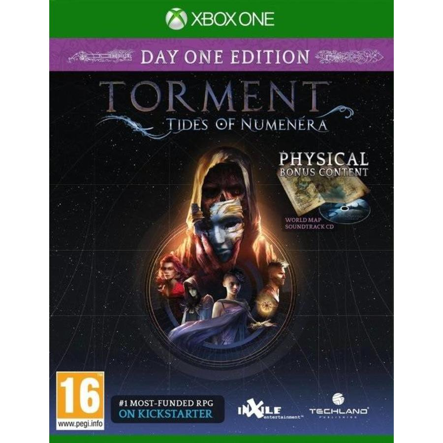 Torment: Tides of Numenera (Day One Edition) - Xbox One