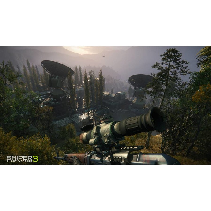 Sniper Ghost Warrior 3 Limited Edition - Xbox One