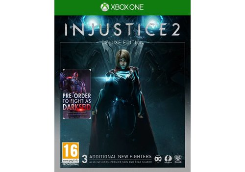 Injustice 2 Deluxe Edition - Xbox One
