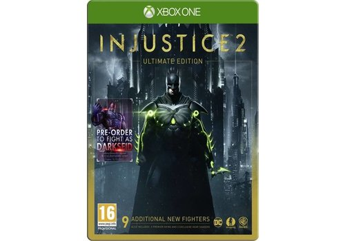 Injustice 2 Ultimate Edition + Steelbook - Xbox One