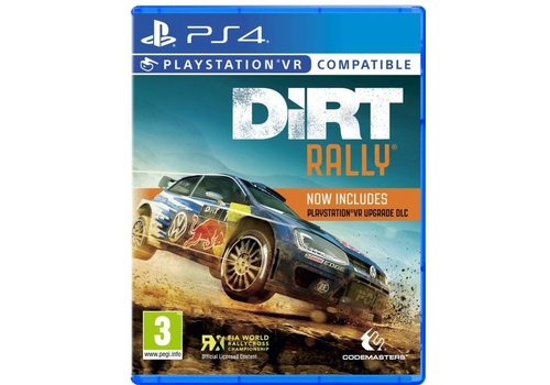 DiRT Rally: VR Update Edition - Playstation 4