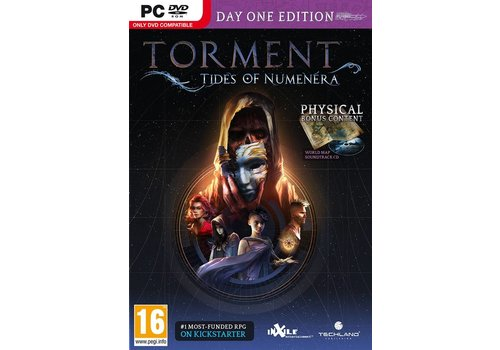 Torment: Tides of Numenera (Day One Edition) - PC