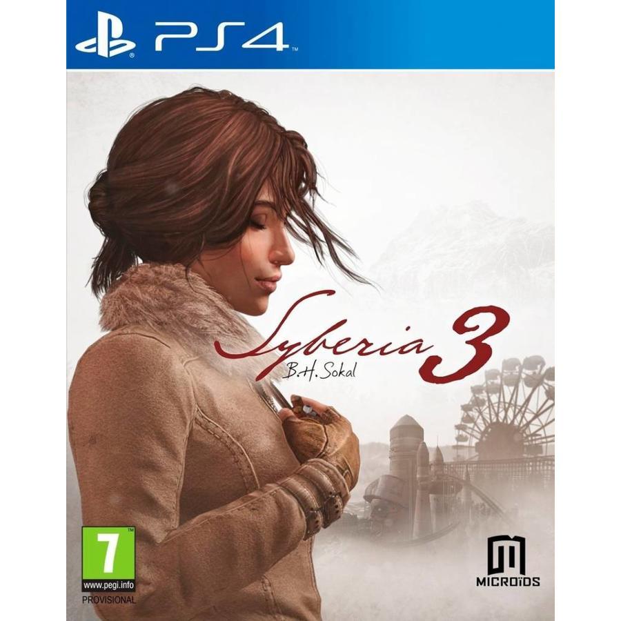 Syberia 3 - Playstation 4