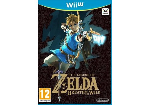 The Legend of Zelda: Breath of the Wild - Nintendo WiiU