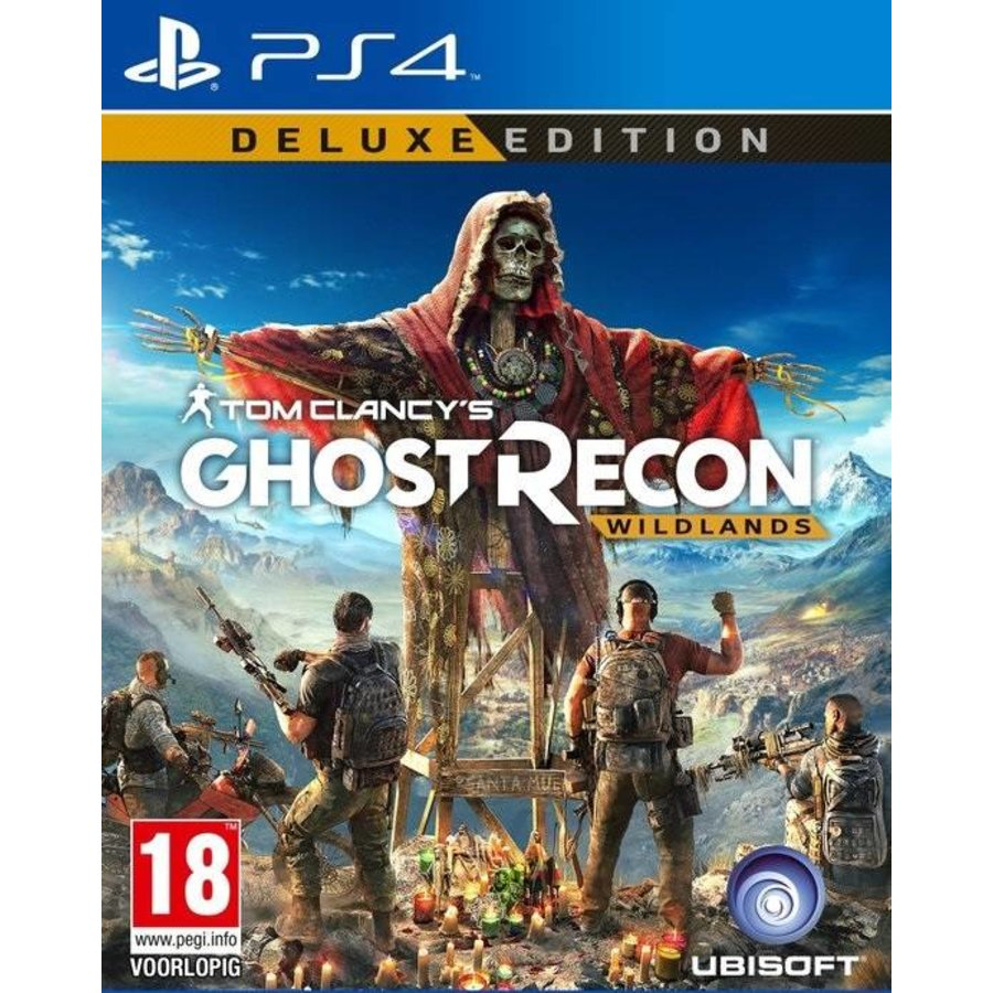 Tom Clancy's Ghost Recon: Wildlands Deluxe Edition - Playstation 4