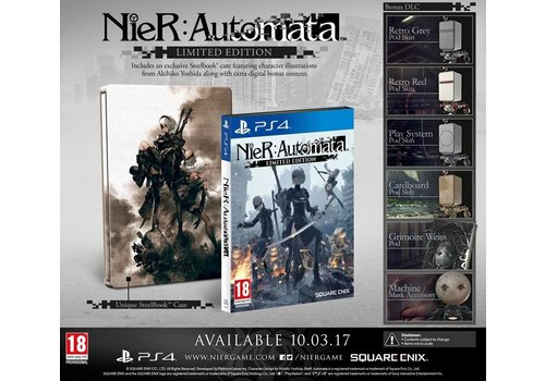 Nier: Automata Limited Edition - Playstation 4